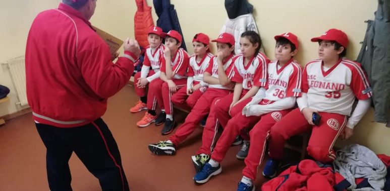 U12 Baseball Torneo Indoor 2019